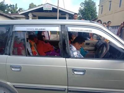 Pengemudi Mobil Meninggal, Dua Kritis Diduga Keracunan AC Mobil di Inhu</a>