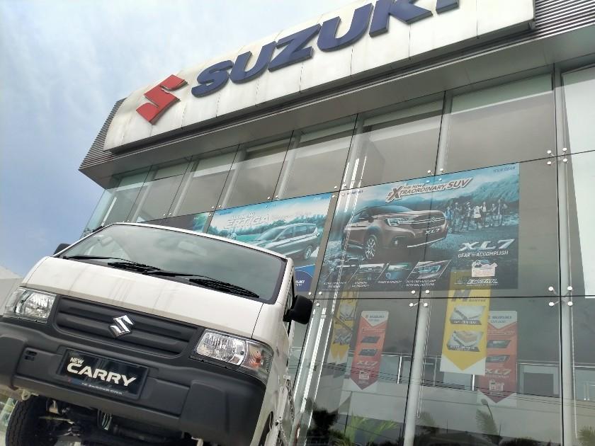 Jelang Lebaran Penjualan Suzuki SM Amin Meningkat