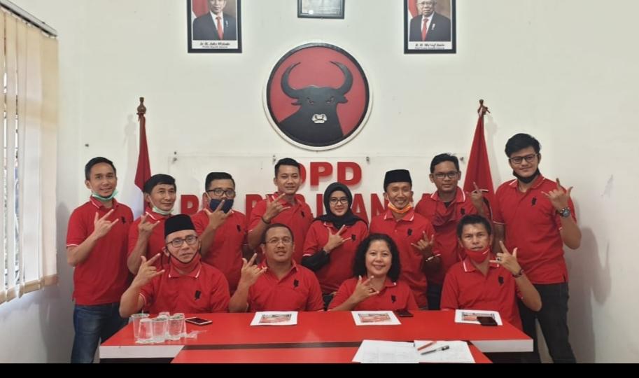 DPD PDI Perjuangan Riau Meriahkan Bulan Bung Karno