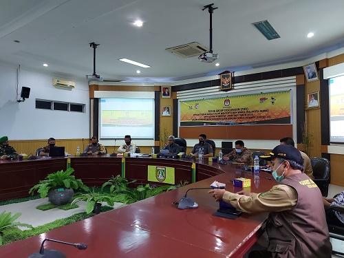 KPU Dumai Gelar FGD Pendaftaran Bakal Calon Kepala Daerah di Tengah Pandemi Covid-19