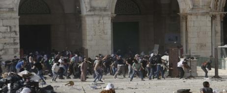 PBB Minta Serangan ke Gaza Dihentikan