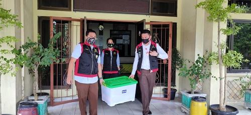 Dugaan Korupsi Dana PMBRW dan Kelurahan, Jaksa Geledah Kantor Camat Tenayan Raya