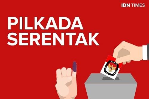 DPS Pilkada 9 Kabupaten dan Kota di Riau 2,4 Juta Jiwa, Terbanyak di Rohil
