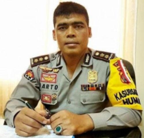 Polisi Hentikan Kasus Oknum Camat di Pekanbaru