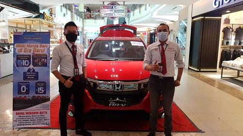 Akhir Tahun Saat Tepat Beli Mobil Honda, Ini Promo KJU Group