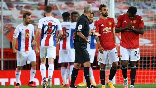 Dipermalukan Crystal Palace, Pelatih MU Salahkan Pramusim yang Singkat