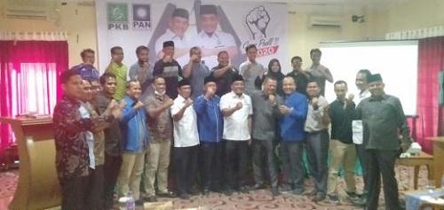 Hafit Syukri-Erizal Didukung Koalisi Rakyat Bersatu di Pilkada Rohul